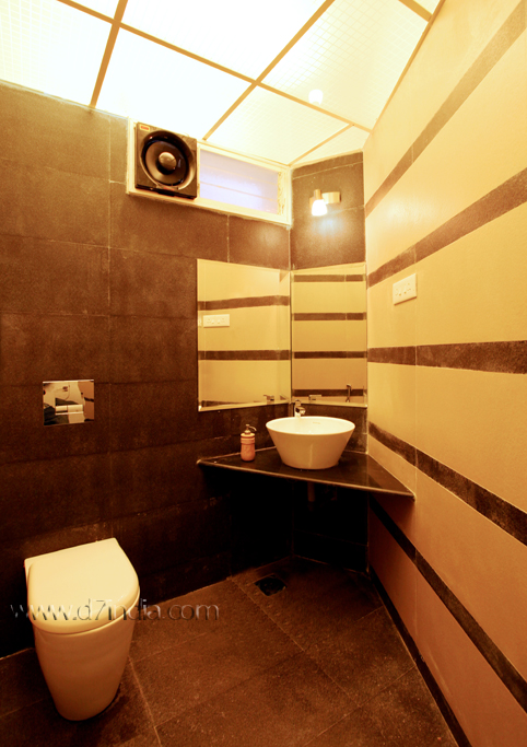 extravagant builders office rohan patil washroom